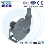 Ventilator van de Ventilator van de Hoge druk van Yuton de Centrifugaal voor het Opvoeren van de Buis Lucht