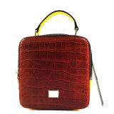 Sacchetto alla moda /China Wholesal B1603-1 della cartella delle donne del cuoio di colore della caramella