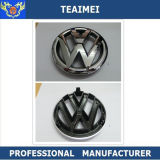 O carro da parte dianteira da grade do cromo do logotipo do carro do ABS Badges emblemas para VW Lingyu