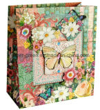 2016 più nuovo Design Nice Art Paper Bag con Handle
