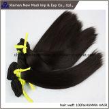 Capelli umani diritti di Brazilan Remy dei capelli umani della Cina