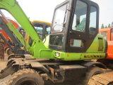 Escavatori utilizzati della rotella della Hyundai 60W dell'escavatore della rotella
