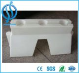3 furos que fundem a barreira de água plástica