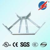 熱いすくいの証明されるセリウムおよびULが付いている電流を通された梯子のタイプケーブル・トレー(ISO9001リストされた工場)