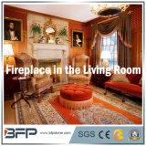 Chimenea de mármol/el hacer frente/chimenea de la chimenea que rodea para la sala de estar