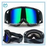 Anti óculos de proteção do motocross dos vidros de segurança do velomotor da névoa