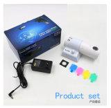 [Ganxin] 원격 제어 창조적인 전자 LED 투상 디지털 시계를 착색하십시오