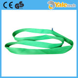 En1492-1 Ce y GS Certified Single-Ply Endless Polyester Lifting Belt