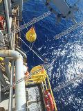 Capteur de pression de piézoélectrique pour des sacs d'eau d'essai