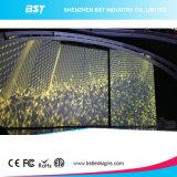 Alta pantalla de visualización a todo color de interior de LED del alquiler del contraste P4.81mm