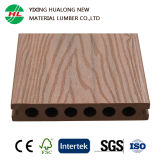 Certificationの共押出しWood Plastic Composite Decking