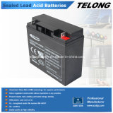 12V17ah Maintenance Free Power Battery per l'UPS