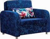 Único Tecido Sofá-cama para uso de casa ou Projeto (VV980)