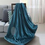 Tela de seda da venda quente e Comforter geral de enchimento do verão