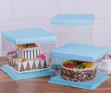 De Doos van de Etalage van de Cake van de Verjaardag van de douane