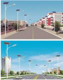 8-9メートルの高さポーランド人のための太陽街灯