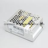 Series LED氏25ドライバー一定した電圧切換えの電源