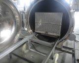 Tipo diesel sterilizzatore automatico del bagno d'acqua del riscaldamento di gas del riscaldamento
