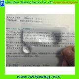 Magnifier plástico Hw-805A da lente de Fresnel do cartão de crédito do negócio do PVC 6X
