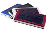 Заряжатель 10000mAh большой емкости солнечный портативный с батареей полимера