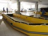 Bateau gonflable de grand de bateau transport gonflable de bateau