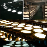 6W SMD saltara la luz del panel de las lámparas del techo de RoHS AC85-265V LED del Ce Downlight delgado redondo