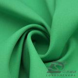Água & do Sportswear tela 100% tecida do Pongee do poliéster do jacquard do Twill para baixo revestimento ao ar livre Vento-Resistente (E034A)