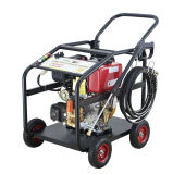 9HP 250bar Portable High Pressure Diesel Engine Washer