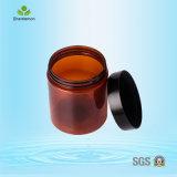 250ml de Plastic Kosmetische Kruiken van het huisdier met GLB voor Kosmetische Verpakking