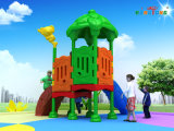 Amusement Park Kl 2016 C001를 위한 아이 Plastic Games Plastic Slide Outdoor Playground