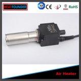 Calentador eléctrico de alta temperatura del ventilador
