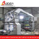 Máquina de impressão Flexographic de papel