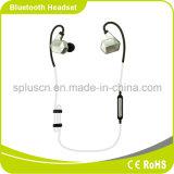 De hete Verkopende Draadloze Mini StereoOortelefoon van Bluetooth van Sporten met het KleinhandelsPakket van de Doos