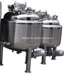 Réservoir de mélange pharmaceutique d'acier inoxydable avec le mélangeur magnétique inférieur