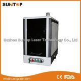 Польностью Enclosed тип Desktop машина маркировки машины маркировки лазера волокна/лазера