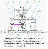 Concentrador centrífugo de la máquina del separador de la gravedad para el oro del placer/los viejos tizones