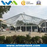barraca transparente do pico elevado de 10X10m para o evento ao ar livre