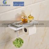 Держатель товара вспомогательного оборудования ванной комнаты санитарных изделий латунный