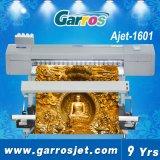 Impresora solvente barata de la bandera de la impresora de Garros el 1.6m Eco
