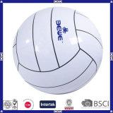 Bola inflable de la playa barata popular con insignia modificada para requisitos particulares