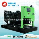 Звукоизоляционный электрический генератор дизеля 180kw Weichai