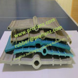 PVC durable Waterstop pour le joint concret (vendu au Pakistan)