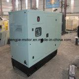 Weichai Motor-super leiser Dieselgenerator mit Tiefseebasissteuerpult