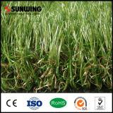 Sunwing余暇の場所のための装飾的なSGS PPEの総合的な人工的な草
