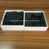 Складывая введенная в моду коробка подарка ювелирных изделий/вахты