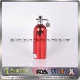 Fles van de Schoonheidsmiddelen van het Aluminium van de Deklaag van het aluminium de UV