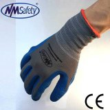 Nmsafety 13G Polyester Latex Coated Maintenance Safety Work Glove