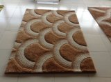Estera de seda de la alfombra del hotel del estiramiento inferior suave casero 5D de Decoretion