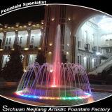 Проект музыкального танцуя контрактора фонтана Таджикистан