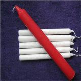 直接Aoyin 30gの白い棒の実用的で白い蝋燭の製造業者の長い燃焼時間